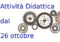 attività didattica