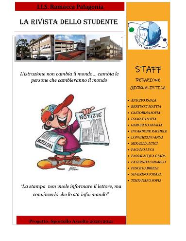 La rivista dello studente